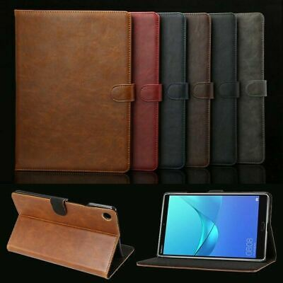 Luxury Leather Case Cover For New Huawei MediaPad T3 10 8'' M5 M3 Lite M2 Tablet