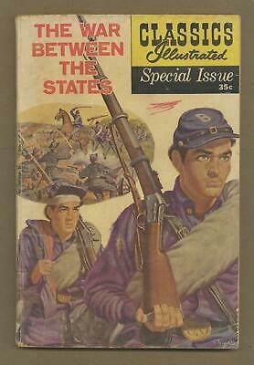 Classics Illustrated Special #162 1961 GD+ 2.5