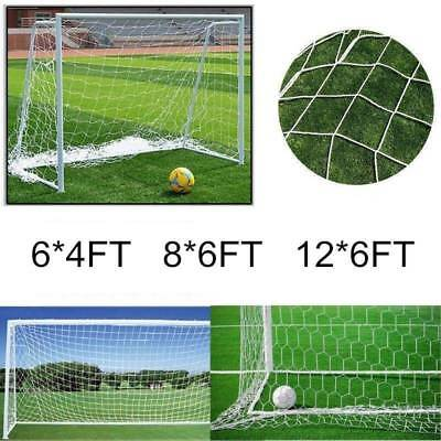 97bac3acbbd S-L Size Football Soccer Goal Post Net For Kids Outdoor Football Match  Training