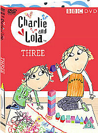 Charlie And Lola - Volume 3 (Digibook Edition) [DVD], DVDs