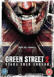 Green Street 2 - Stand Your Ground [DVD], DVDs