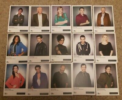 Brand New - Emmerdale - X 15 - Cast Cards - Not Signed