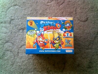 SuperZings Rival of Kaboom Series 2 Figure - Complete your Collection
