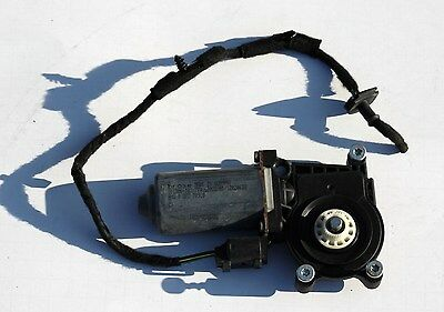 BMW E46 Convertible Left Rear Window Motor 67628377789 Pig Tail Connector
