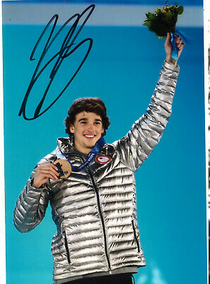 Olympia 2014,2018: Nick Goepper USA