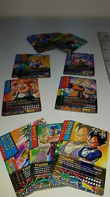 Lote De Cartas Nuevas Dragon Ball Battle