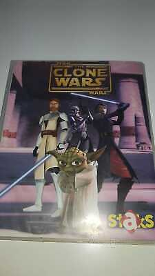 Album Lote Grande Stacks The Clone Wars