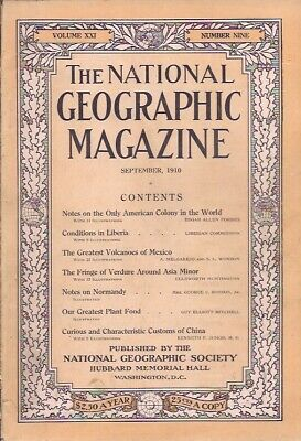 national geographic-SEPT 1910-CURIOUS AND CHARACTERISTIC CUSTOMS OF CHINA.