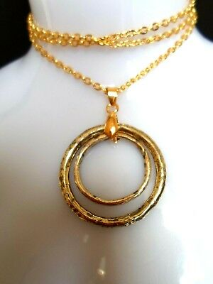 Unique Gifts,detector Find & Polished, 600-200 B.c Ae Ring Amulet/necklace.