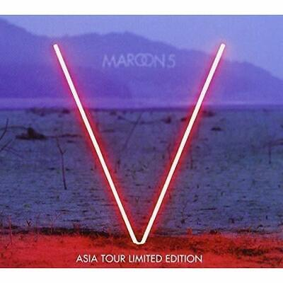 V: Asian Tour Edition Maroon 5 Audio CD