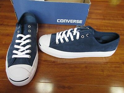 1cb3297e672a NEW CONVERSE x POLAR JACK PURCELL PRO OX SKATE MENS 10 159124C NAVY WHITE   85