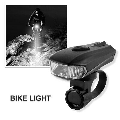 Mountain Road Bike Bicycle LED Front Light Headlight USB Rechargeable Lamp CS635