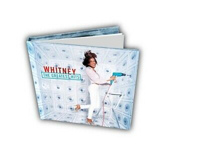 Whitney Houston - Greatest Hits CD2 Arista Usa NEW