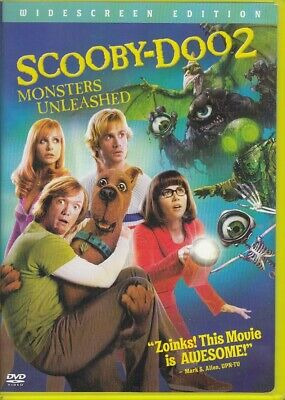 Scooby-Doo 2: Monsters Unleashed (Widescreen Edition) [DVD] [2004]