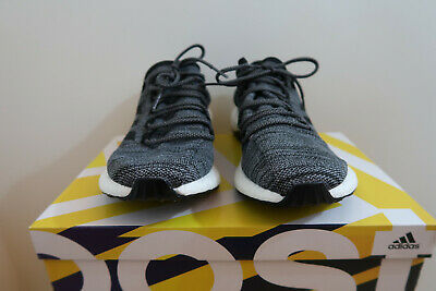 new arrival 5959b 8ba18 ADIDAS ULTRA BOOST Mens Running Shoes Oreo Pure boost Rare S80787 Size 10.5