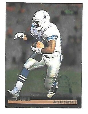 Emmitt Smith 1995 Pro Line 16Th National Sports Collectors Convention St. Louis