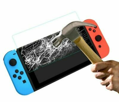 Protection écran Nintendo Switch verre trempé 9H