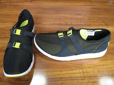 d8077e16dcc1 NEW Nike Air Sock Racer OG Shoes MENS 13 Black Yellow 875837 001  110