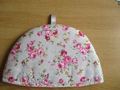 Padded Tea Cosy / Teapot Cover - Dome Shaped - Hand Made - Afternoon Tea
