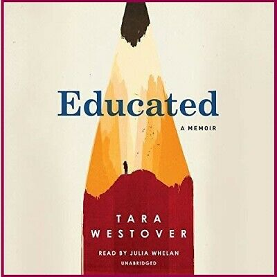 Educated A Memoir By: Tara Westover (audio book, e-Delivery)
