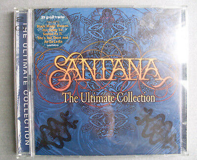 santana the ultimate collection tracklist