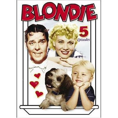 Blondie (TV, 1938 - 5 Episodes) [Import]