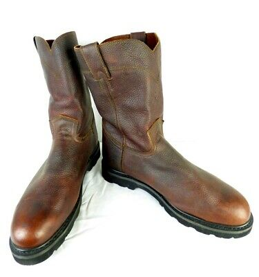 844f2506f33 MEN CINNAMON B Boot by Buffalino size 9.5 - $25.00 | PicClick