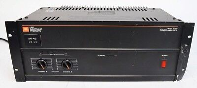 JBL UREI 6260 2-Channel Power Amplifier *For Parts/Repair*