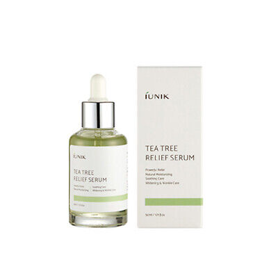 [iUNIK] Tea Tree Relief Serum 50ml