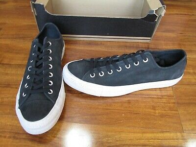 4991728903b0 NEW Converse Chuck Taylor All Star Ox Shoes MENS 11.5 Black Putty 158610C   70.