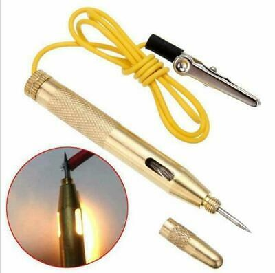 New DC 6-24V Auto Car Light Circuit Tester Lamp Voltage Test Pen Detector Probe