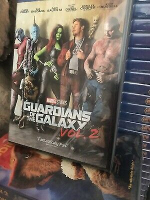 Guardians of the Galaxy Vol. 2(DVD, 2017)