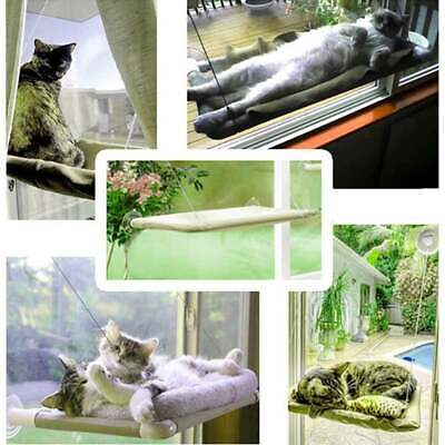 Pet Cat Window Hammock Suction Cup Hanging Sunny Seat Kitten Wall Pets High Bed
