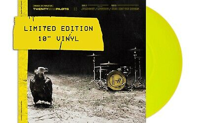 "Twenty One Pilots - Limited Edition 10"" - YELLOW Color Vinyl Record - Sealed"