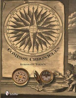 1800s-Up Antique Compass Collectors Guide w Ship, military, early British & More