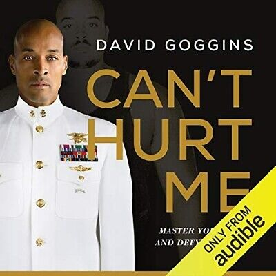 Can't Hurt Me By David Goggins (audio book, e-Delivery)