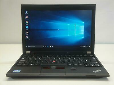 Lenovo ThinkPad X230 Core i5 2.6Ghz 8Gb Ram 256Gb SSD Laptop One Year Warranty