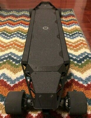 Acton Blink Qu4tro 4 Wheel Drive Electric Skateboard