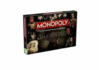 Monopoly - Game Of Thrones - Board Game