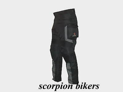 Motorcycle Motorbike Cordura Trouser Pants all sizes and inside leg available S2