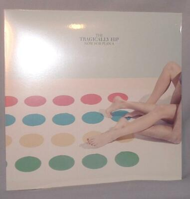 LP TRAGICALLY HIP Now For Plan A (180g Vinyl, 2012, CANADA) NEW MINT SEALED