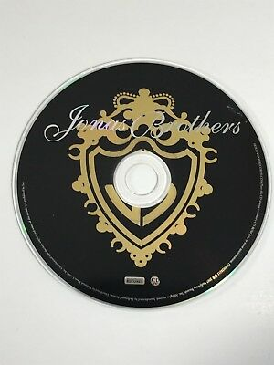 Jonas Brothers - Jonas Brothers  : Music CD Disc Only - Replacement Disc