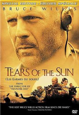 Tears of the Sun (DVD, 2006,Special Edition;)