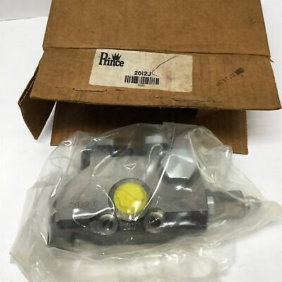 Prince 20I2J Directional Control Valve Inlet Section 2201-3000psi, #12 SAE ORB