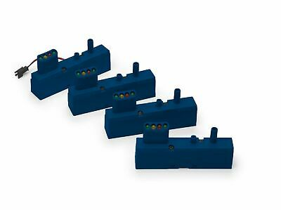 4-Pack of Prestan Adult CPR Manikin Rate Monitors RPP-AMON-4 2015 Updates
