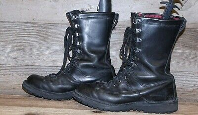 84091d68dce MENS DANNER FORT Lewis Black Leather Lace Up Gore-Tex Military/combat Boot  Sz 10
