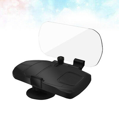 1pc Head Up Display Vehicle-Mounted 360 Degree Rotatable Display HUD