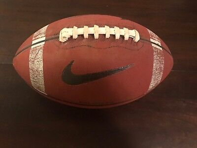 new style 9018d c82bf LEATHER NIKE DEEP Threat Football - $0.99 | PicClick