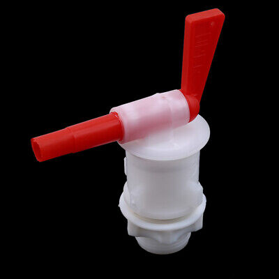 Tap Faucet Plastic Bottling Bucket Spigot Valve Barb Water Beer Wine Home Brew S