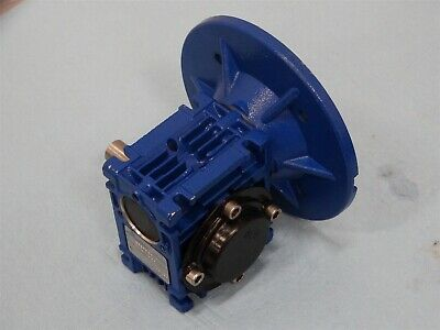 Motovario NMRV 030 Reducer Ratio: 40:1 Shaft: 5/8""